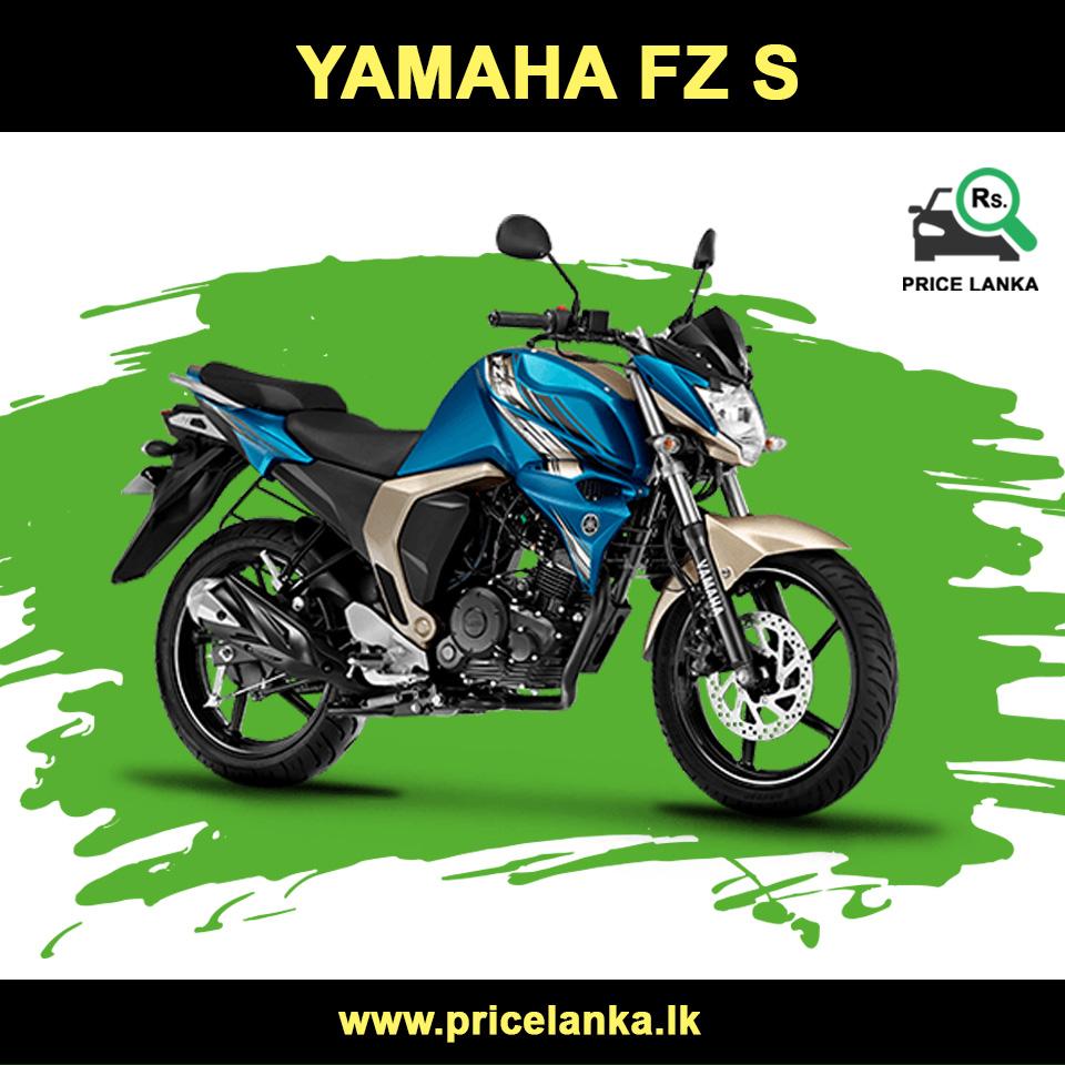 Yamaha Fz Price In Sri Lanka 2019