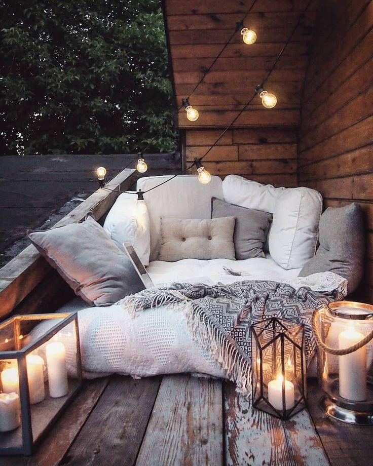 Patio-Designs für kleine Räume - die besten Ideen für Außenbereiche #patiodesign