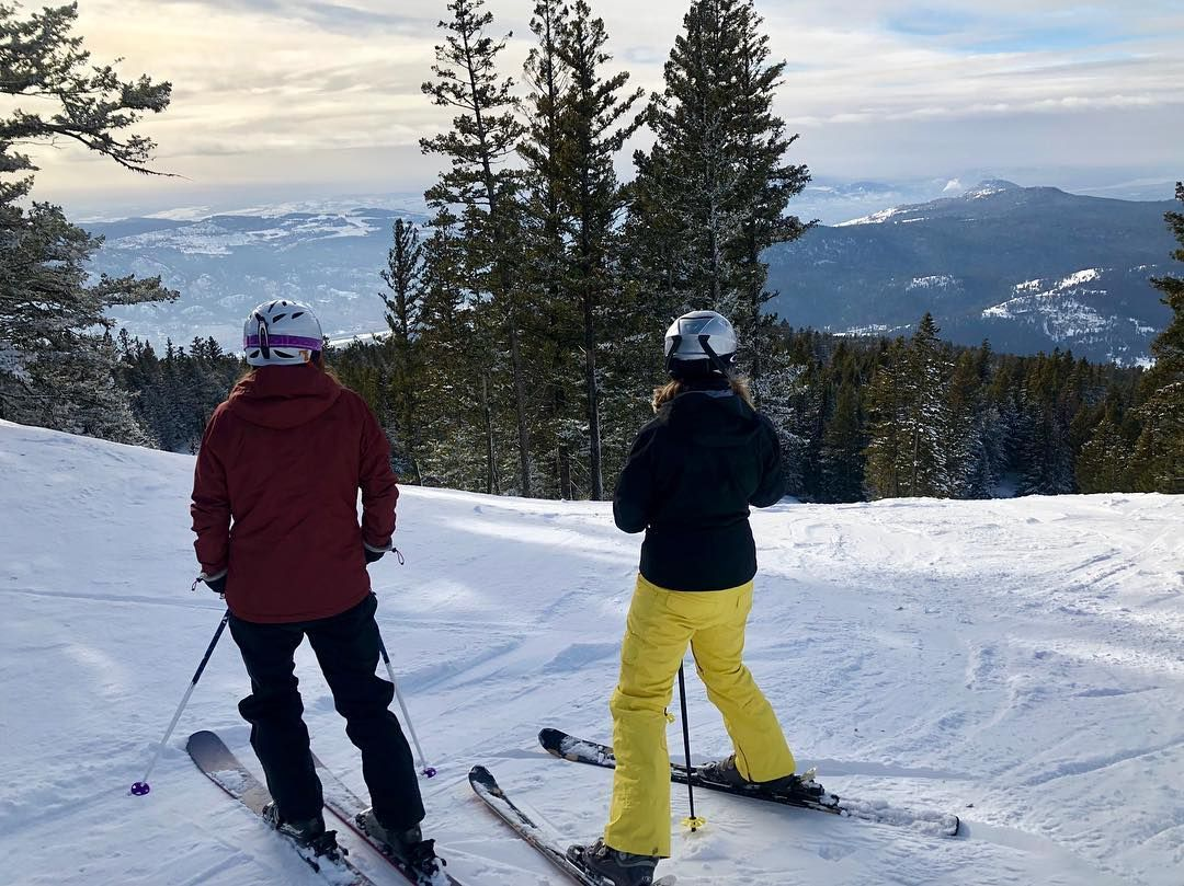 Harper Mountain Skiing Cross Country Skiing Kamloops Skiing