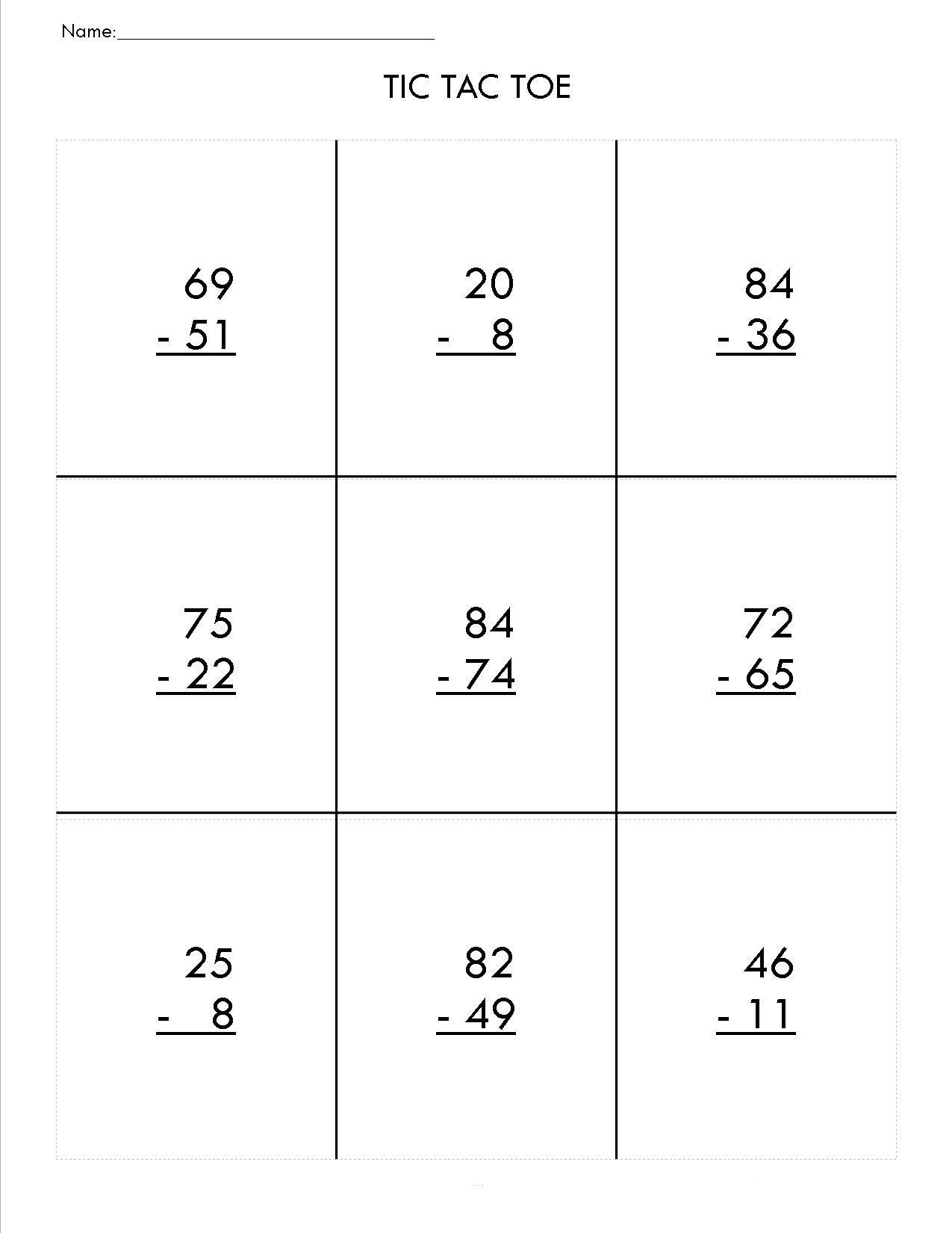 2nd Grade Math Worksheets Best Coloring Pages For Kids 2nd Grade Math Worksheets Math Worksheets 2nd Grade Math Math addition activities for second