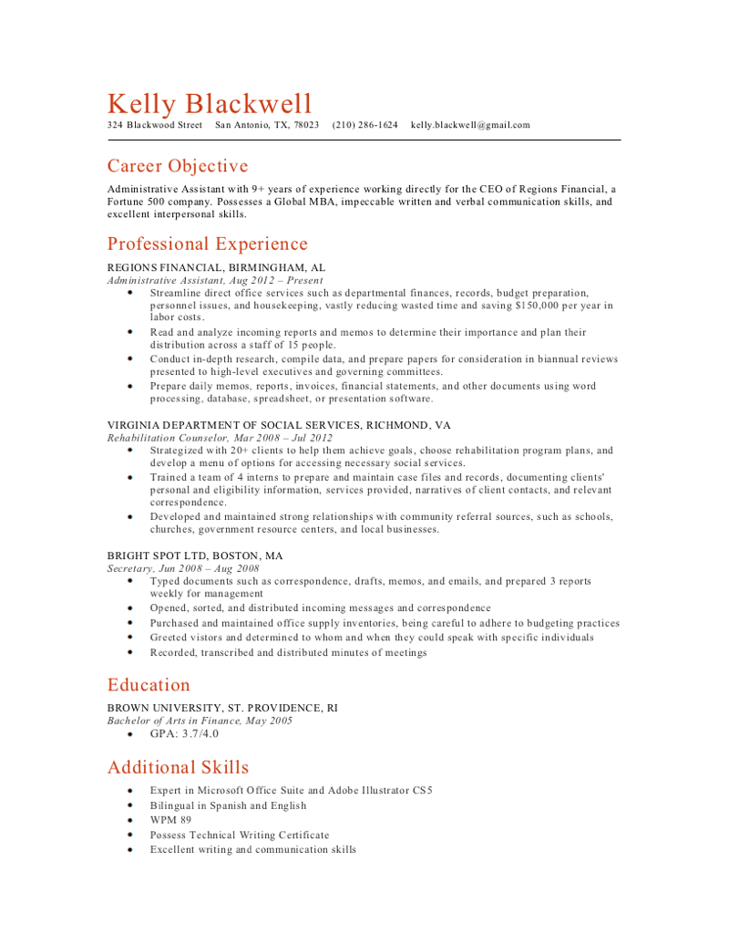 Resume Builder Build a Resume In Minutes with