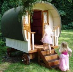 caravan playhouse
