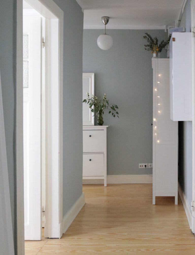 Welche Ist Die Beste Wandfarbe Im Flur Beste Wandfarbe Wandfarbe Und Schoner Wohnen Wandfarbe