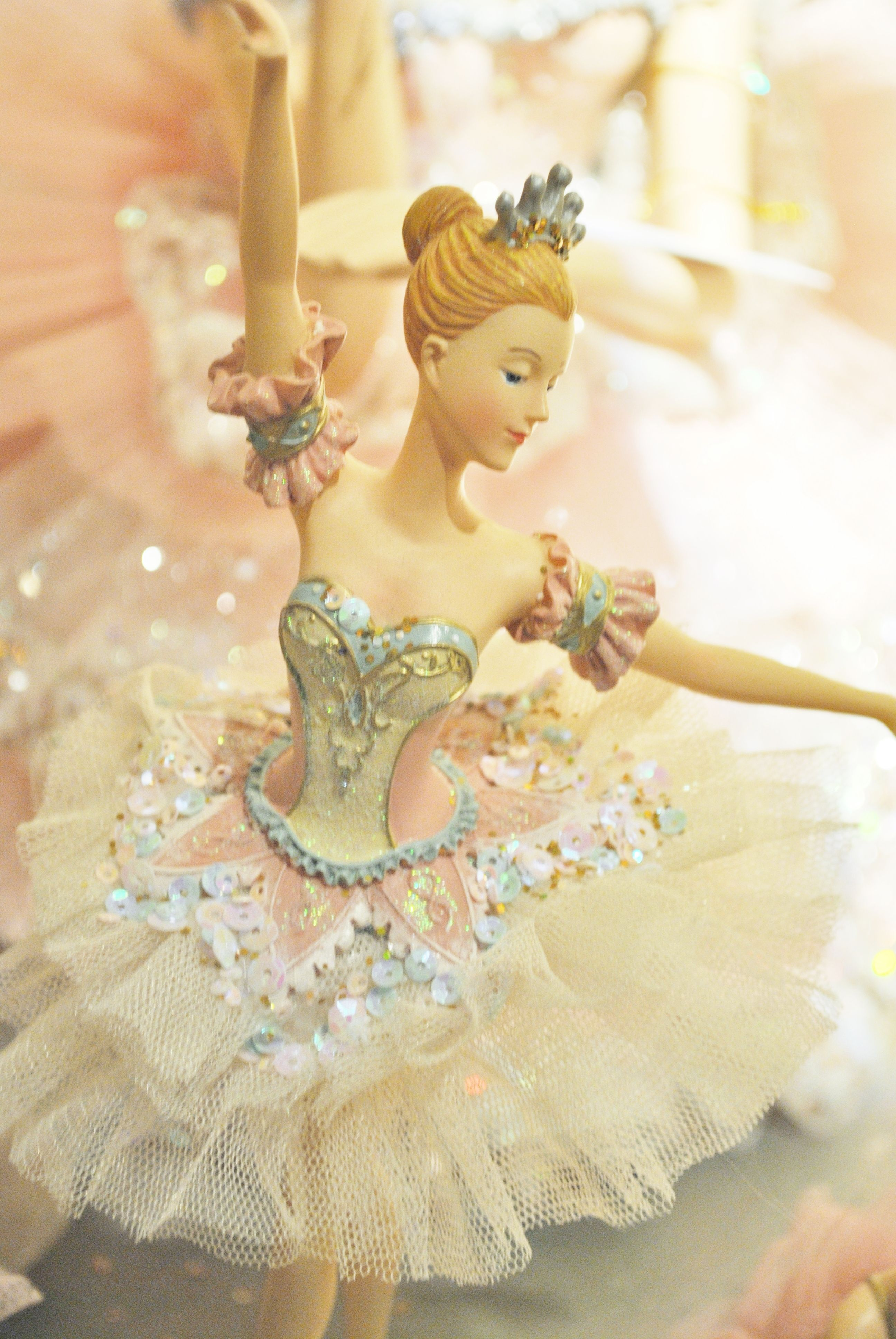 Decorazioni Natalizie Ballerine.Ballerina Collection By Goodwill Belgium Tulle Ballerina Albero
