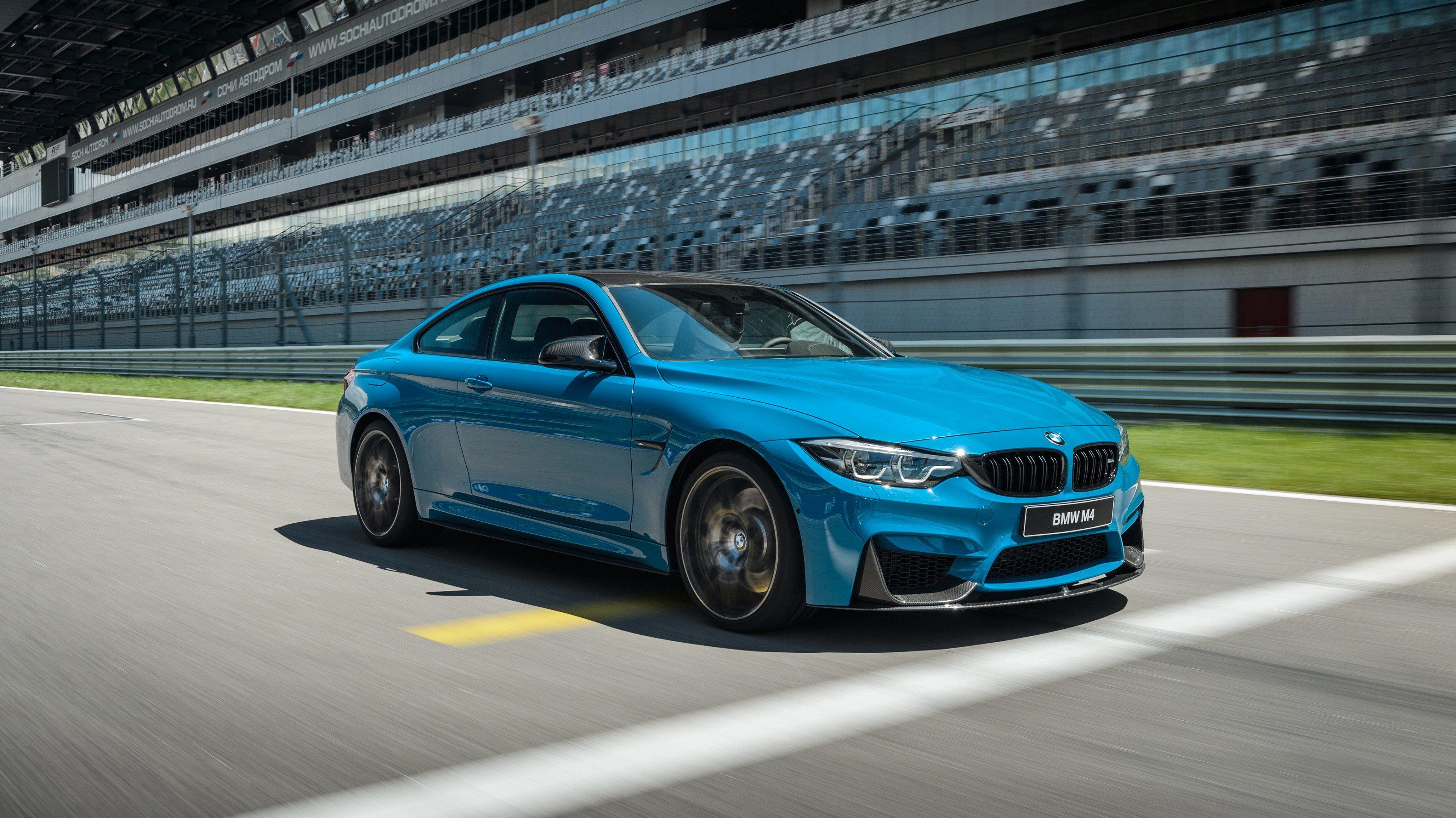 4k 2017 Bmw M4 Competition Package 2017 Cars Raceway Blue M4