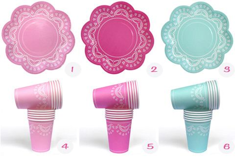 Louey I think these paper plates and cups are perfect - do you like these?  sc 1 st  Pinterest & Louey I think these paper plates and cups are perfect - do you like ...