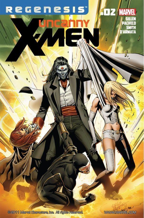 Uncanny X Men 2011 2012 2 Comics By Comixology Marvel Villains Comics Superhero Comic