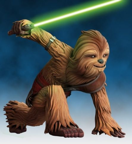 Gungi Star Wars Characters Pictures Star Wars Images Star Wars Art A rare example of a wookiee in the jedi order, gungi had a lively, inquisitive face whose wide smile was punctuated with a snaggletooth emerging from his lower jaw. pinterest