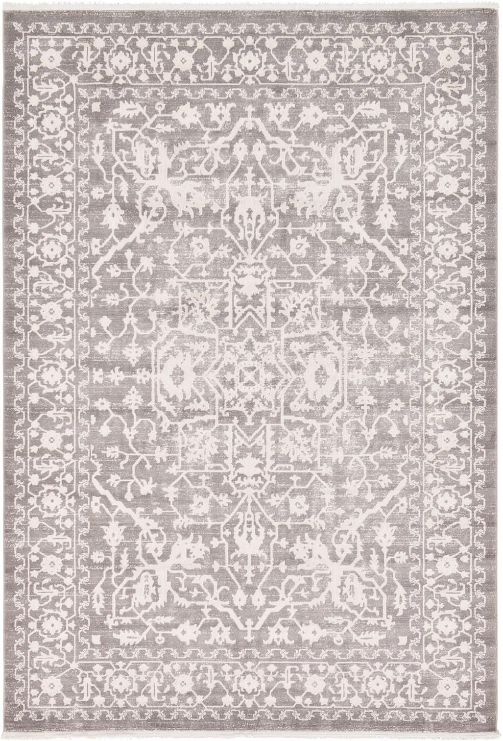 contemporary rug p ottomanson moroccan area design trellis ultimate ft rugs gray shaggy x