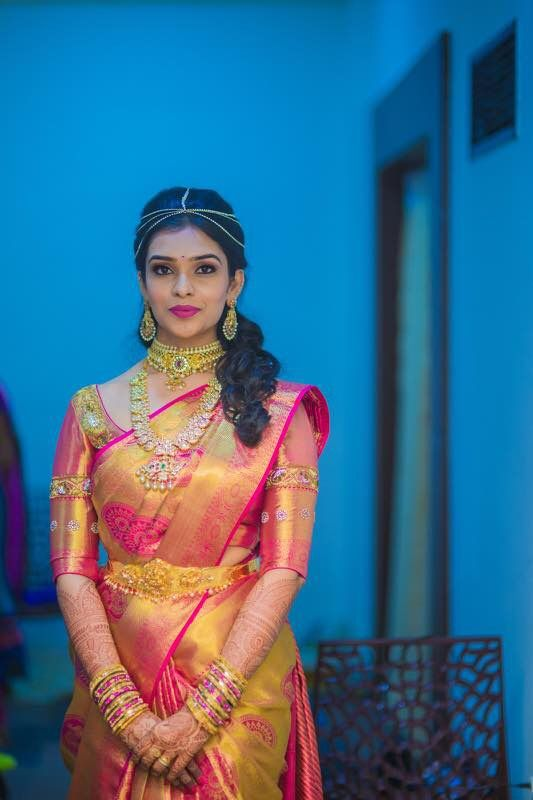 A Perfect Hyderabadi Wedding That Was Planned In 2 Months Indian Bridal Wear Indian Bridal Indian Bridal Outfits