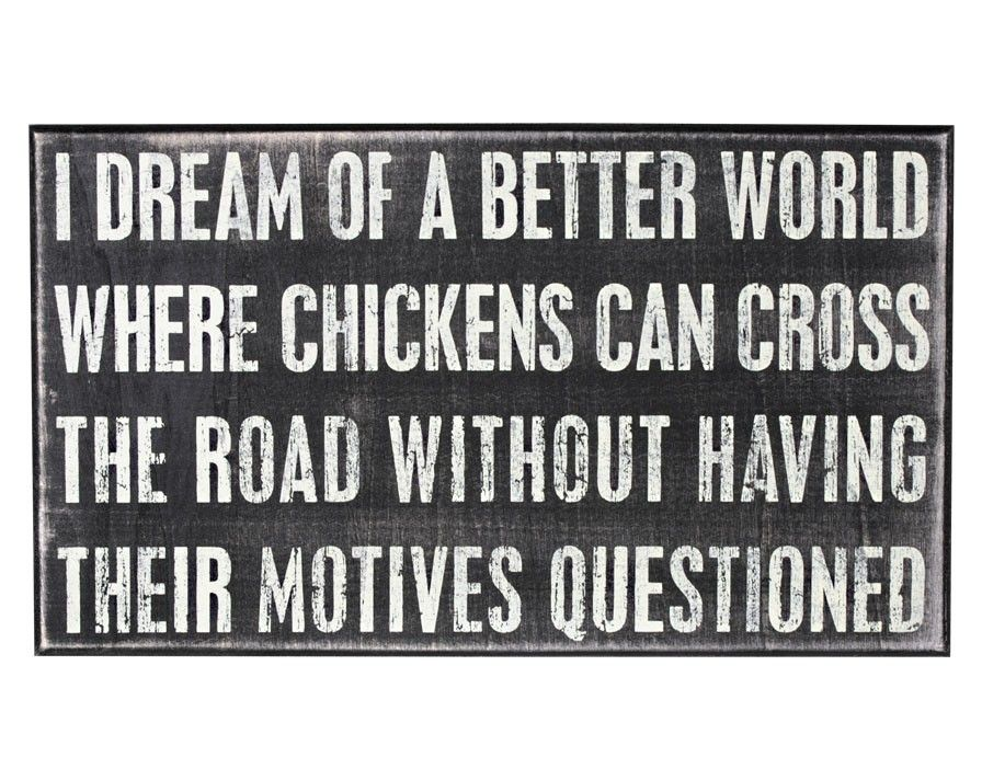 Better World for Chickens