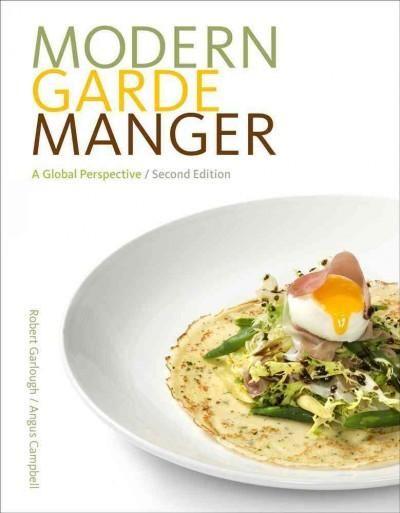 Modern Garde Manger Cookbook Design Professional Cooking Cookery