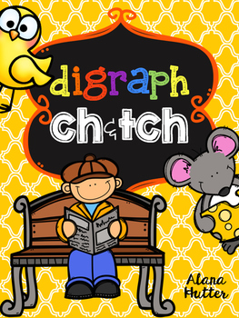 Students will practice the digraph ch and trigraph tch with a variety of activities. Ideal for whole group, literacy centers, and independent practice.Included in this pack:- Posters - ch/tch word sort & Recording Sheet-Interactive Journal- ch/tch Song/Poem- ch/tch book- Read & Highlight- Read & Color- Spin & Write a Sentence- Match & Write-SH or CH?