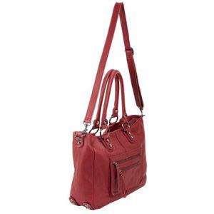 Linea Pelle - Tote - Red - 60% DISCOUNT