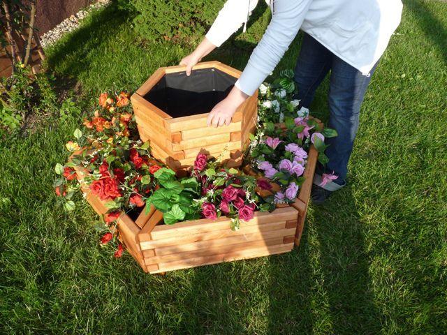 Donice Ogrodowe Drewniane Producent Ogloszenia Branzy Drzewnej Flower Pots Garden Woodworking