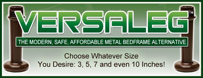 Innomax Versaleg S The Modern Safe Affordable Metal