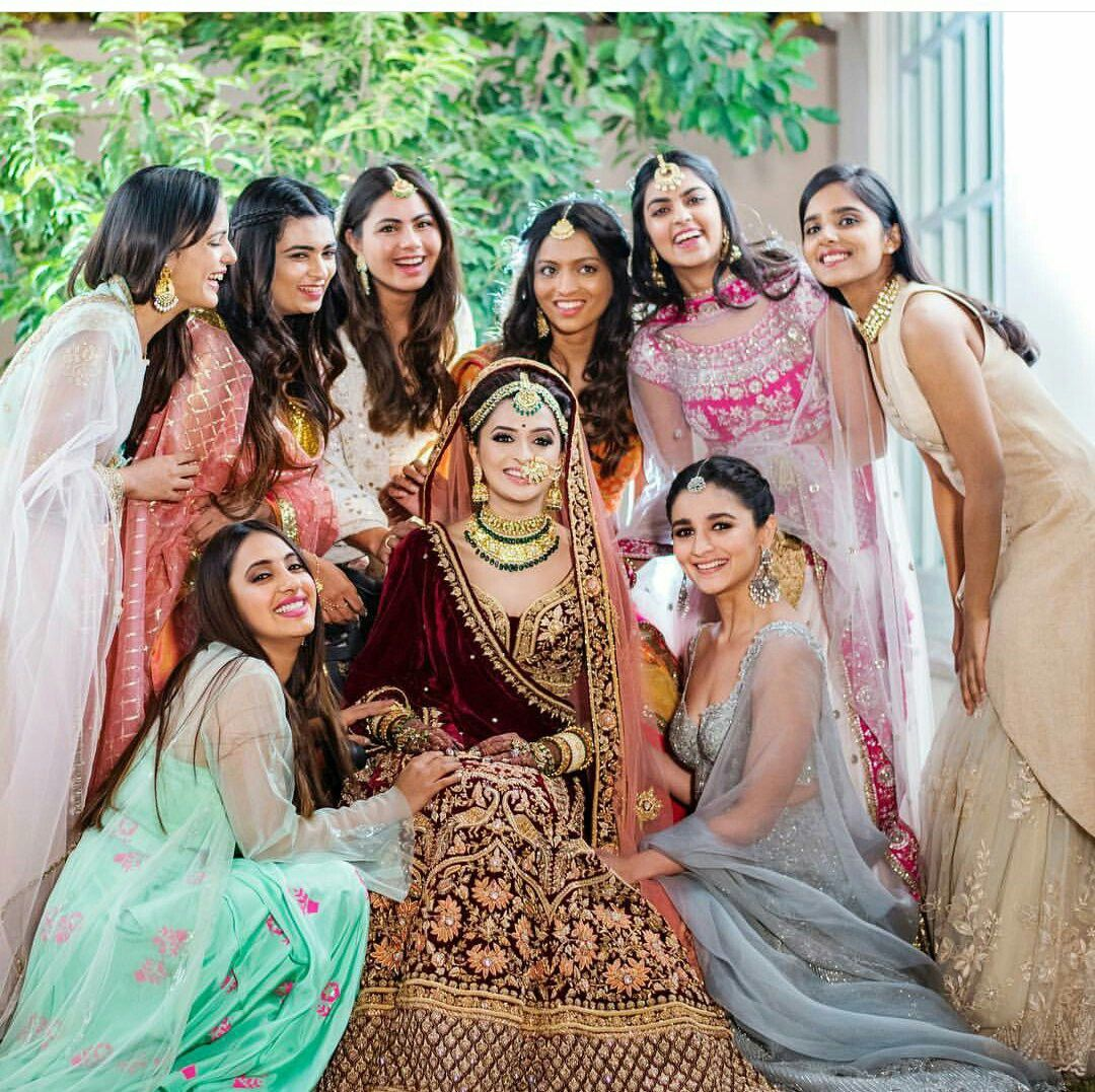 Bollywood actress Alia bhatt at her friends marriage