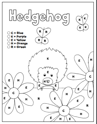 Color By Letter Coloring Pages Set 2 C K E H R How Wee Learn Printable Activities For Kids Kids Learning Activities Free Printable Activities