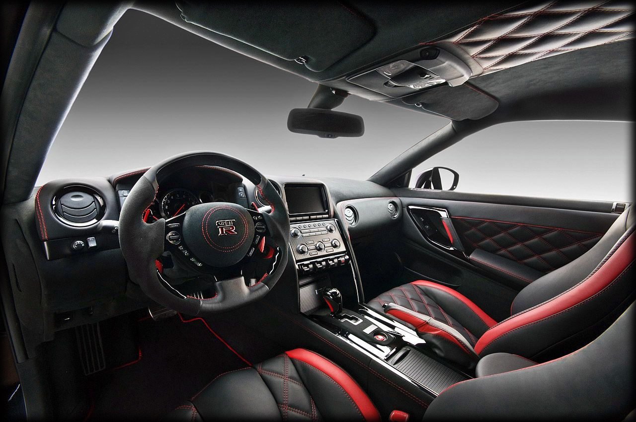 nissan skyline interior 2013. vilner u201ctwinklyu201d 2013 nissan gtr u201c has now completed its second tune again concentrating on improving the interior of japanese skyline n