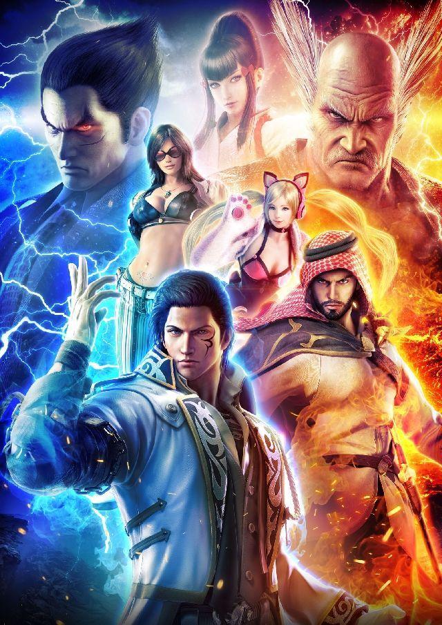 Pin by Gil-Christ Akotegnon on games | Tekken 7, Fighting games