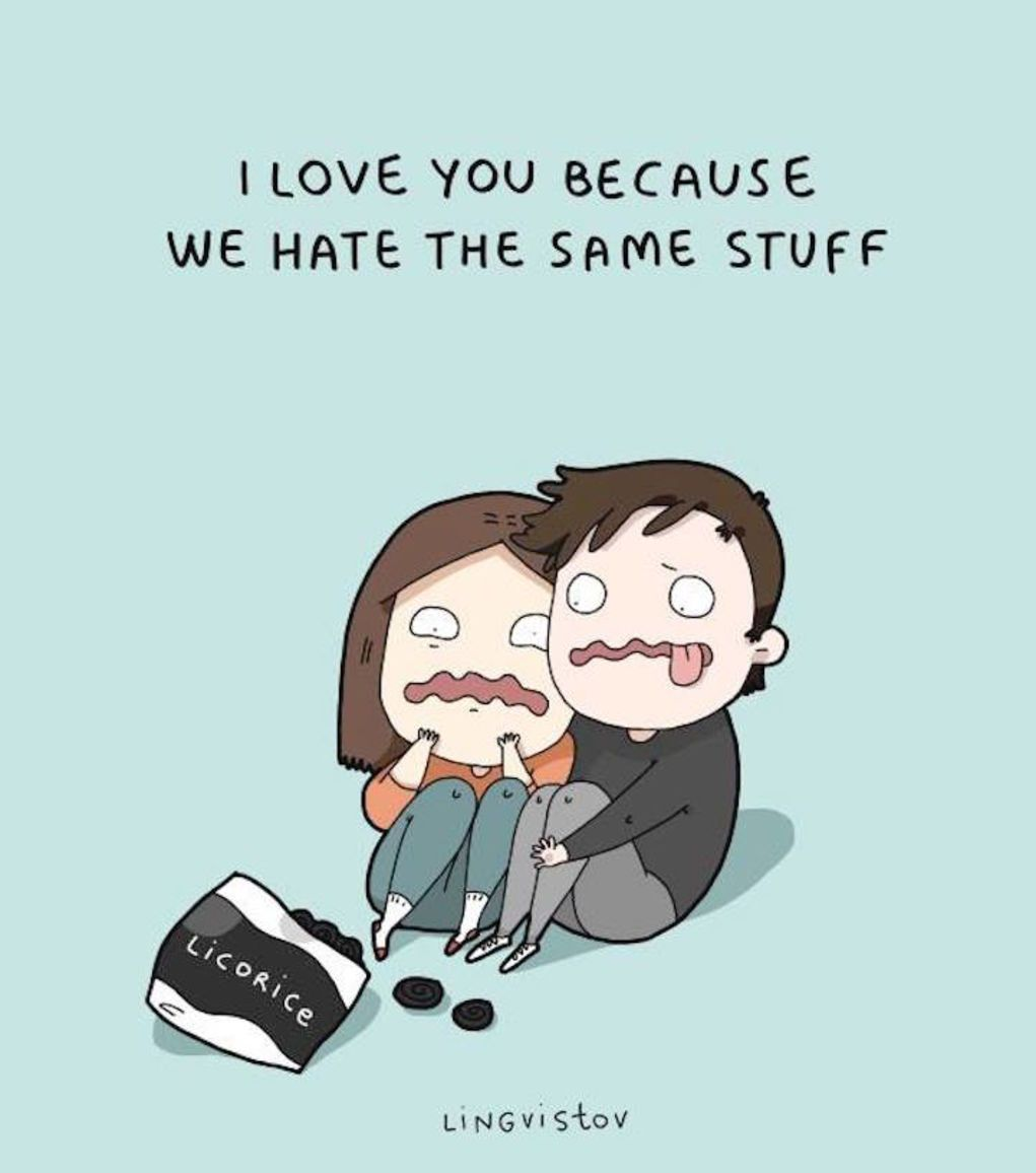 Blazepress The Most Popular Posts On The Internet Funny Doodles Funny Illustration Couple Quotes Funny