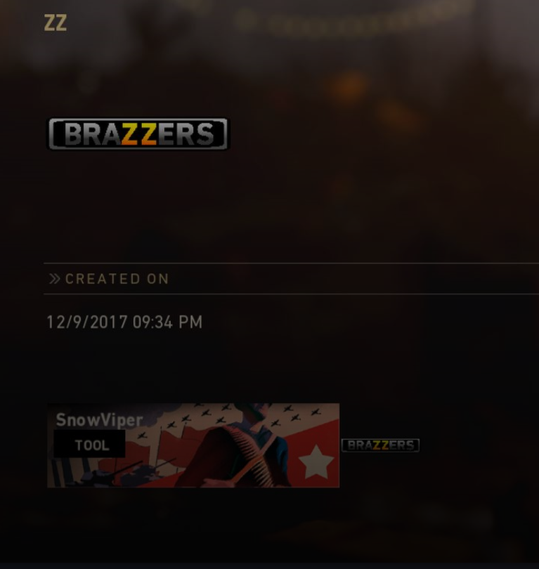 What does r/gaming think of my new CoD: WWII emblem?