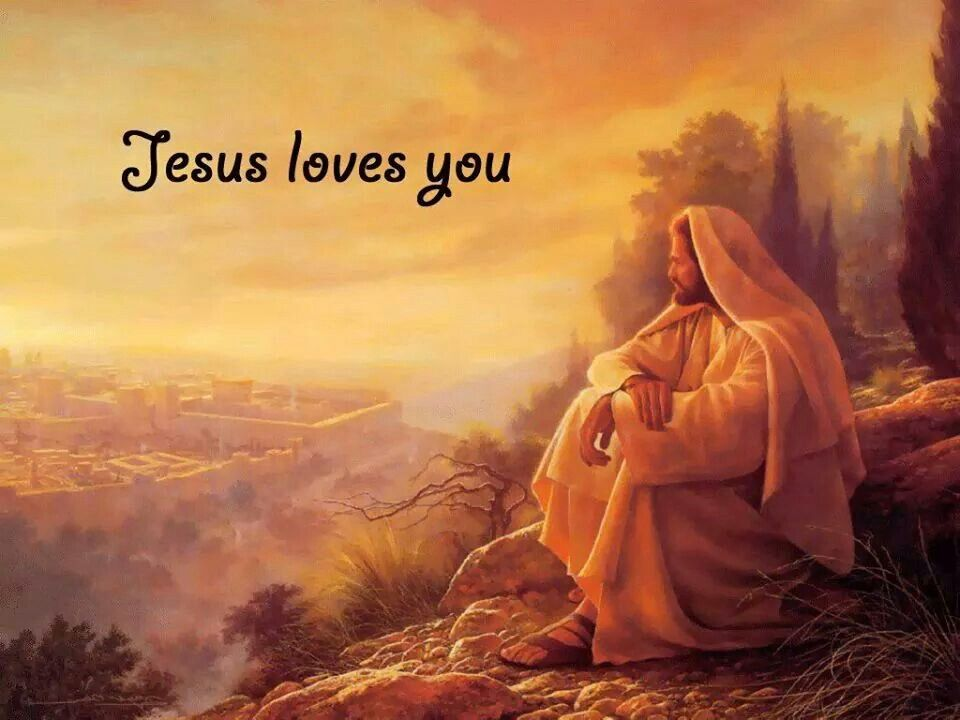 Yes Jesus loves you, yes Jesus loves you, yes Jesus loves you, for the Bible tells you so