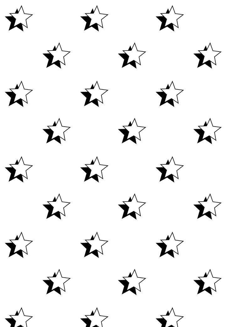 Free digital star scrapbooking paper - ausdruckbares Geschenkpapier - freebie #paperpatterns