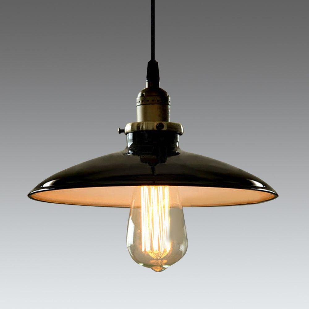 Goedkope JEMMY HO Vintage Loft Edison Hanglamp Noord europa Retro ...