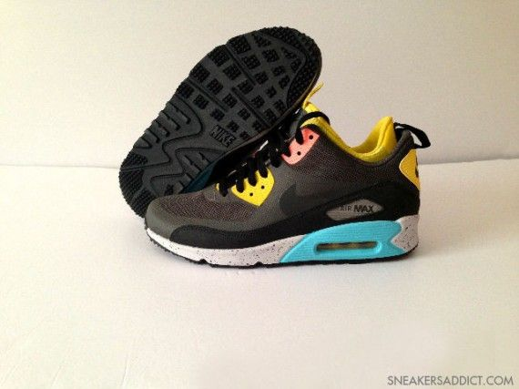 outlet store 04a1e 01eaa Nike Air Max 90 Mid No-Sew – Upcoming Releases | Product ...