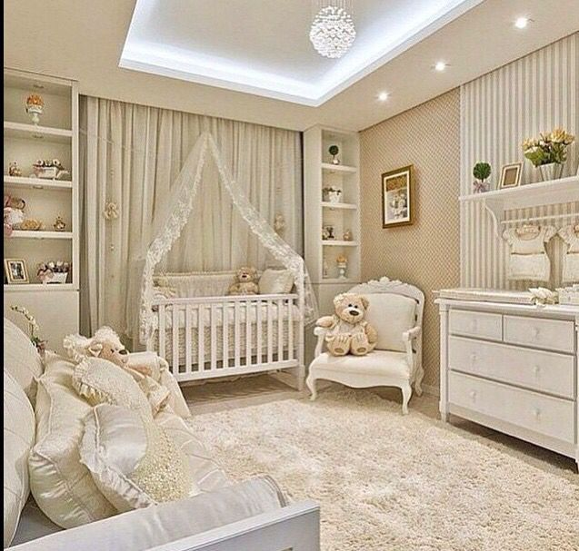 Our Little Baby Boy S Neutral Room: Luxe Nursery. Neutral Nursery. Elegant Nursery.