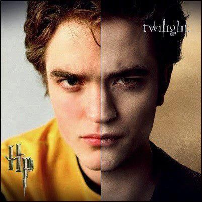 Cedric Edward Harry Potter Twilight Harry Potter Actors Robert Pattinson Twilight