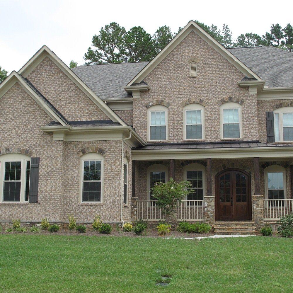 Long Lasting Exterior House Paint Colors Ideas: Inspiration - Bricks - Boral USA