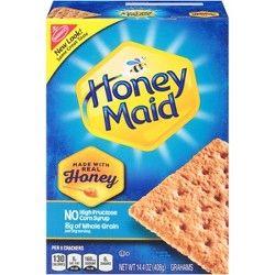 Frito Lay Variety Pack Family Fun Mix 18ct Honey Maid Graham Crackers Honey Maid Graham Crackers
