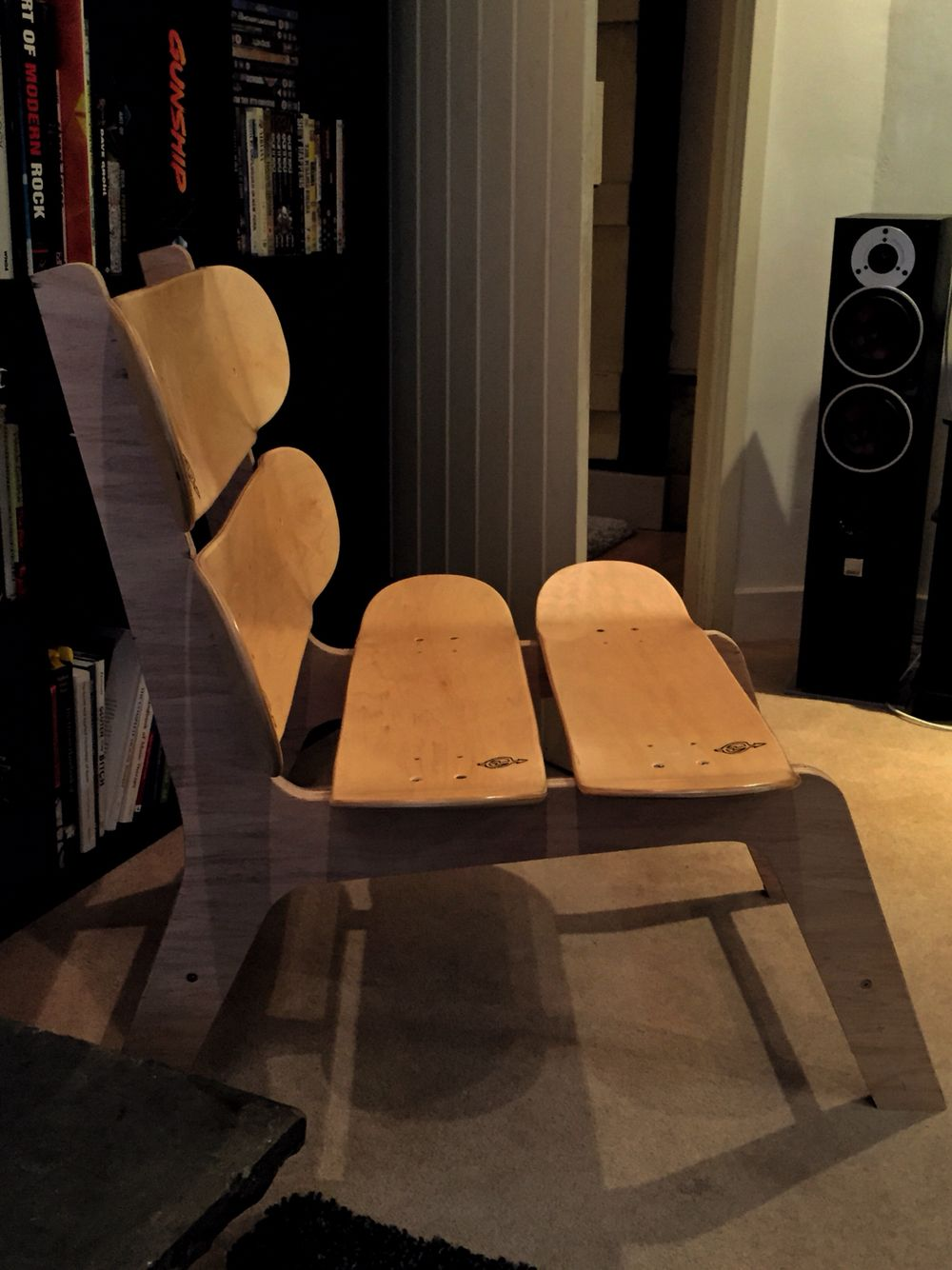 Prototype deck chair project pinterest deck chairs
