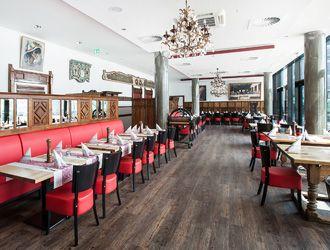 Das Restaurant Pfefferkorn Ny Steakhouse Dortmund Ruhrgebiet Einkaufscenter
