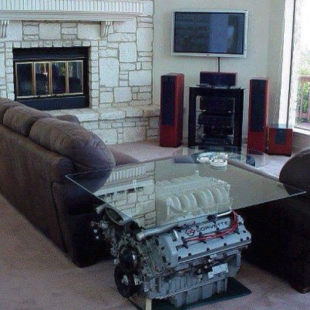 auto addiction motor table, I hope this #corvette #motor is #blown ...