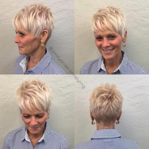 Super 80 Respectable Yet Modern Hairstyles For Women Over 50 For Women Hairstyle Inspiration Daily Dogsangcom