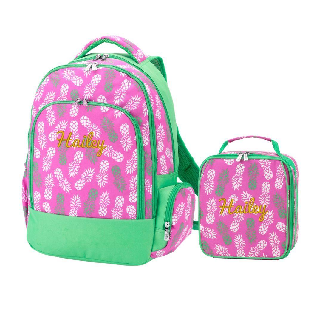 943f9bda02bc Monogram Backpack · Teen Kids · Send her back to school in style! Personalized  Backpacks