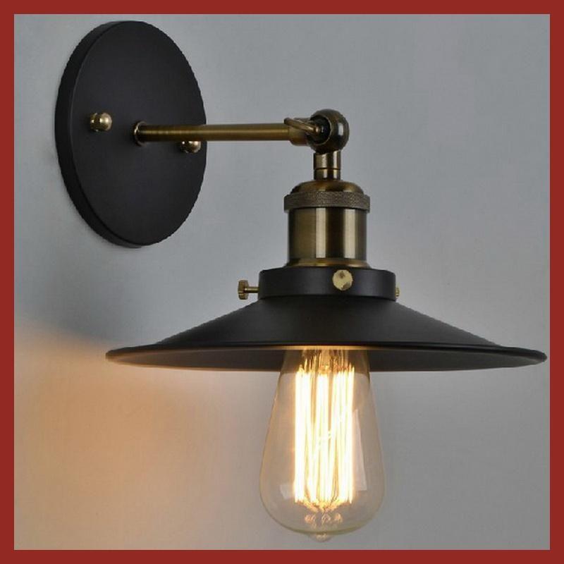 Wall Lamp Retro Loft Led Light