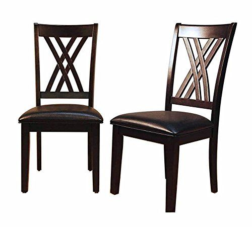Montreal Double X Side Chair Set of 2 u003eu003eu003e You can get more details  sc 1 st  Pinterest & Montreal Double X Side Chair Set of 2 u003eu003eu003e You can get more details ...