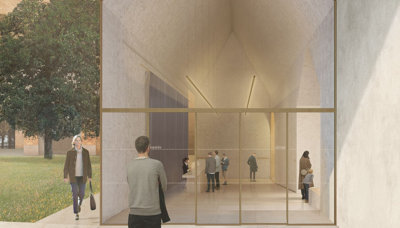 Gallery Of Aires Mateus Reveals Design For The Toulouse Fine Art Museum 3 Musee Art Et Toulouse