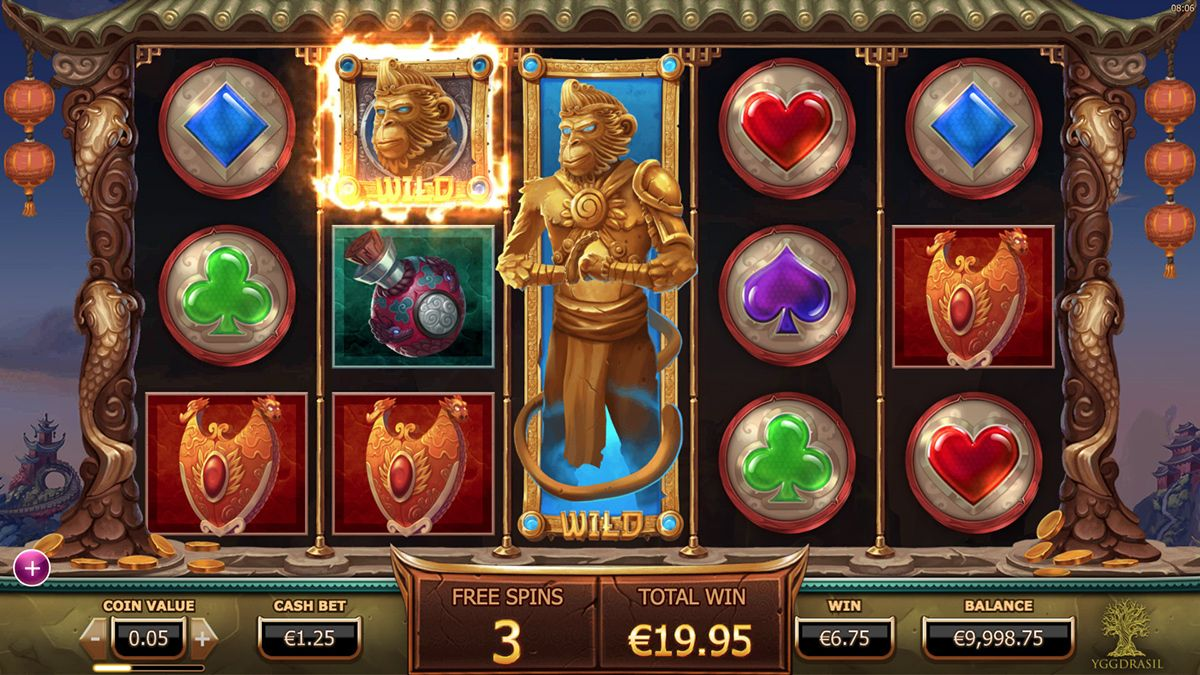 Spiele Legend Of The Night - Video Slots Online