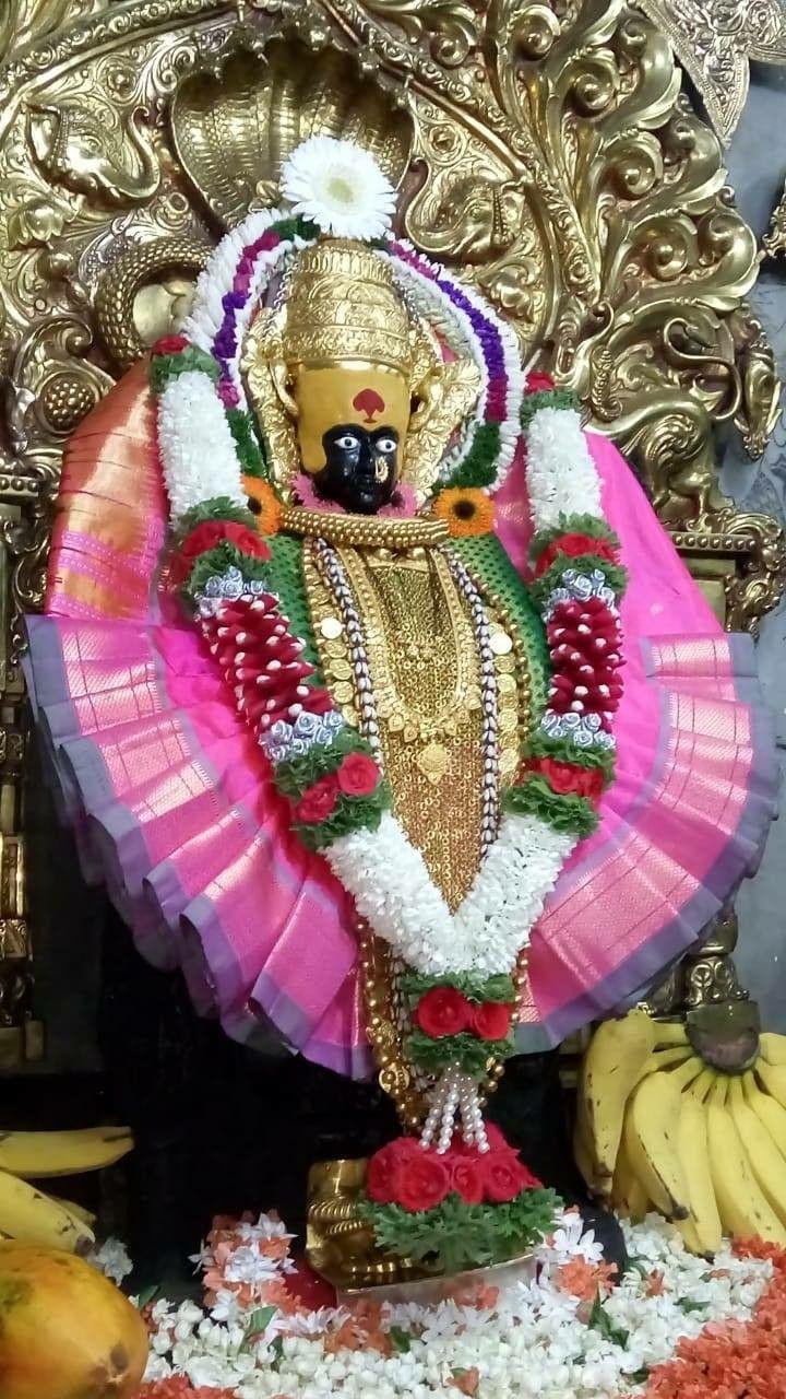 160220 in 2020 Puja room, Halloween wreath, Kolhapur