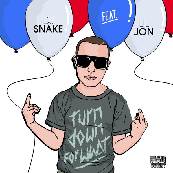 The Hot 100 Chart Dj Snake Lil Jon Dj