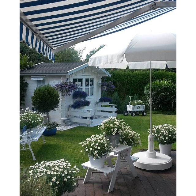 Shabby and charme total white per una bella casa in germania for the love of white - Casa in germania ...