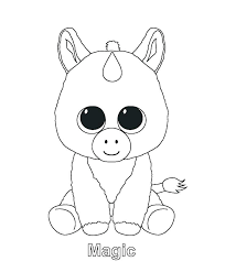 Image Result For Pictures Of Unicorns Unicorn Coloring Pages Baby Coloring Pages Pictures Of Beanie Boos
