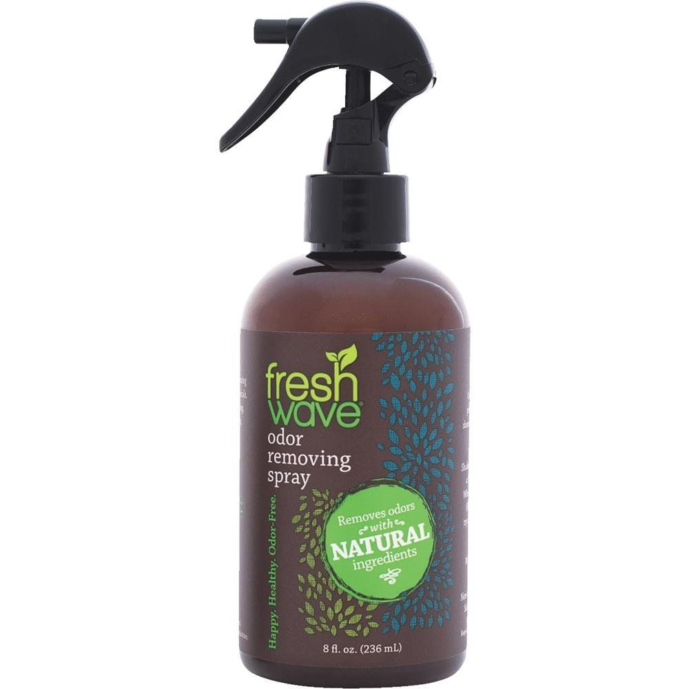 Fresh wave all natural odor neutralizing home spray