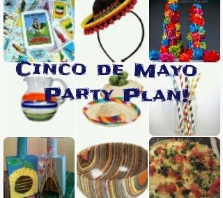 TwinTotMom: Cinco de Mayo Party Plan