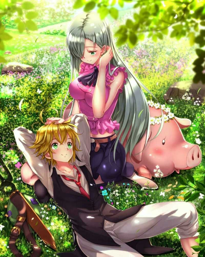 Photo of by Naru about The Seven Deadly Sins